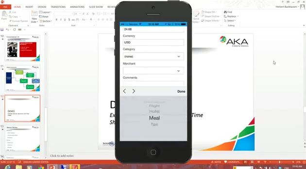 Time and Expense Apps with AX