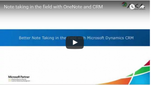 onenote crm