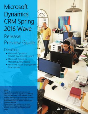2016 Spring Wave Webinar