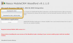 Configure CRM Mobile-19