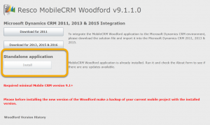 Configure CRM Mobile-27