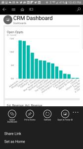 Microsoft Dynamics 365 PowerBI-CRM Dashboard