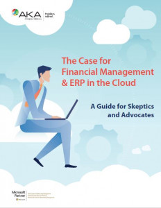Microsoft Dynamics ERP in the Cloud