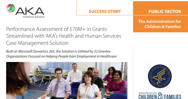 grants in human services