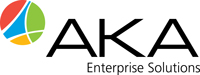 AKA Enterprise Solutions Logo